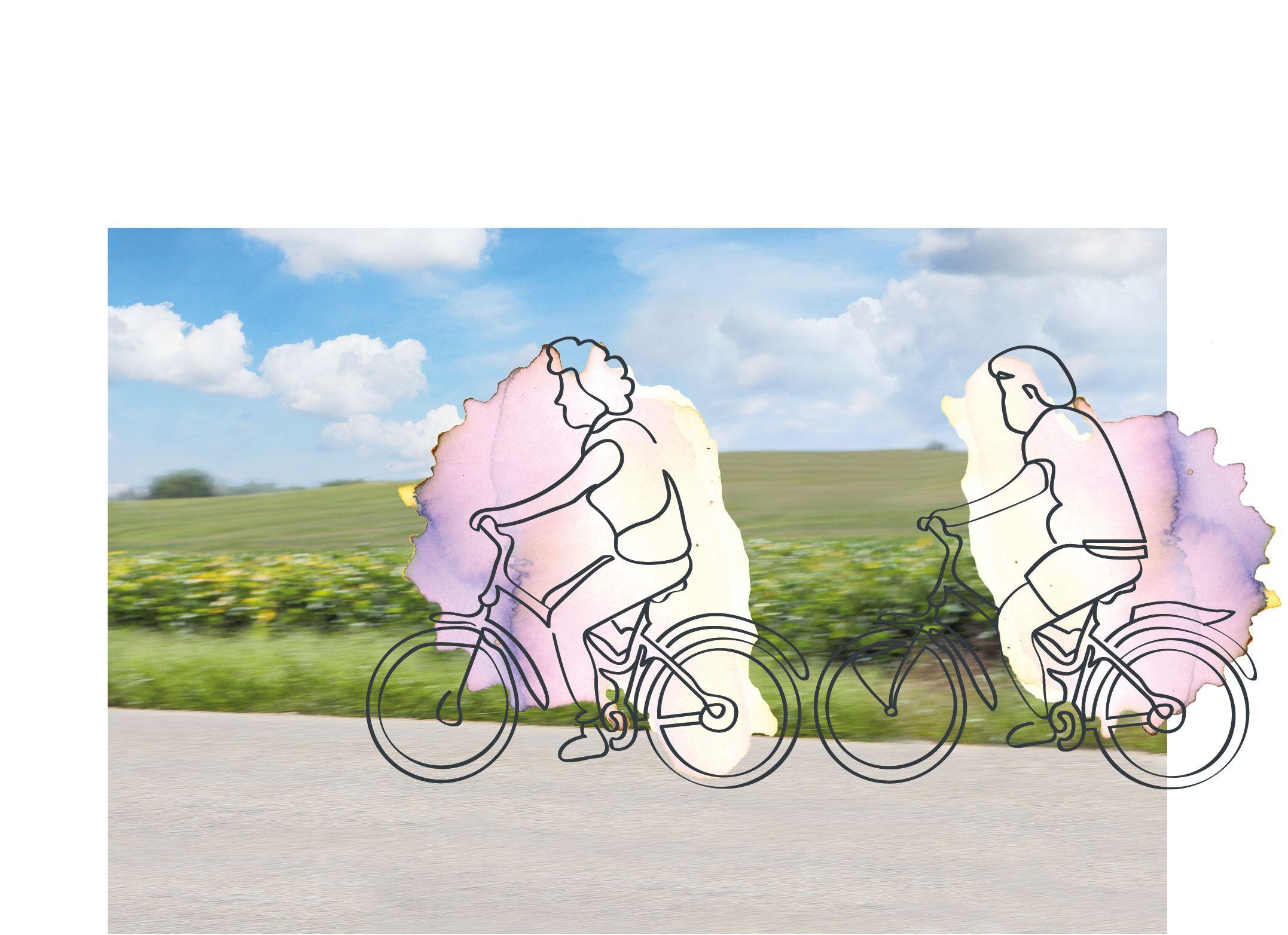 Doortrappen – Veilig fietsen ouderen