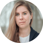 portret Kate Spierings Service Designer