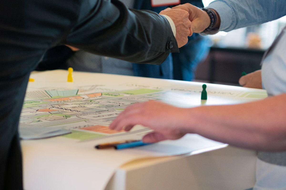 Wijkgerichte aanpak energietransitie Ideate design - ideate afbeelding