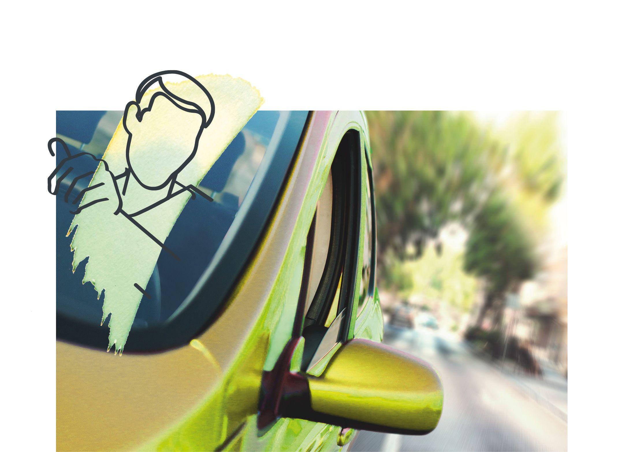 Zelfscan automobilisten 1 - ideate afbeelding