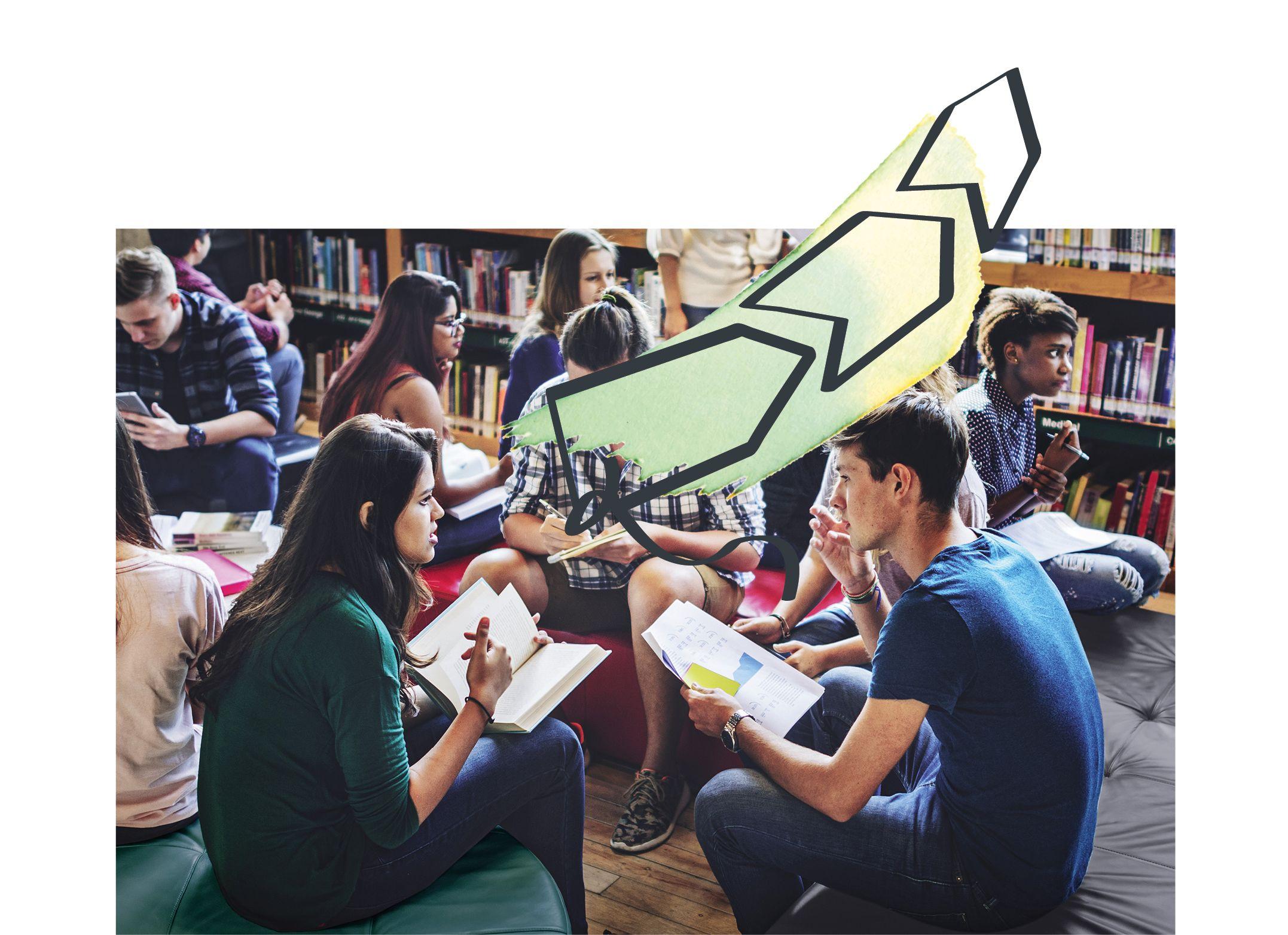 ideate inholland studiekeuze studenten gedragsonderzoek ontwerpend onderzoek