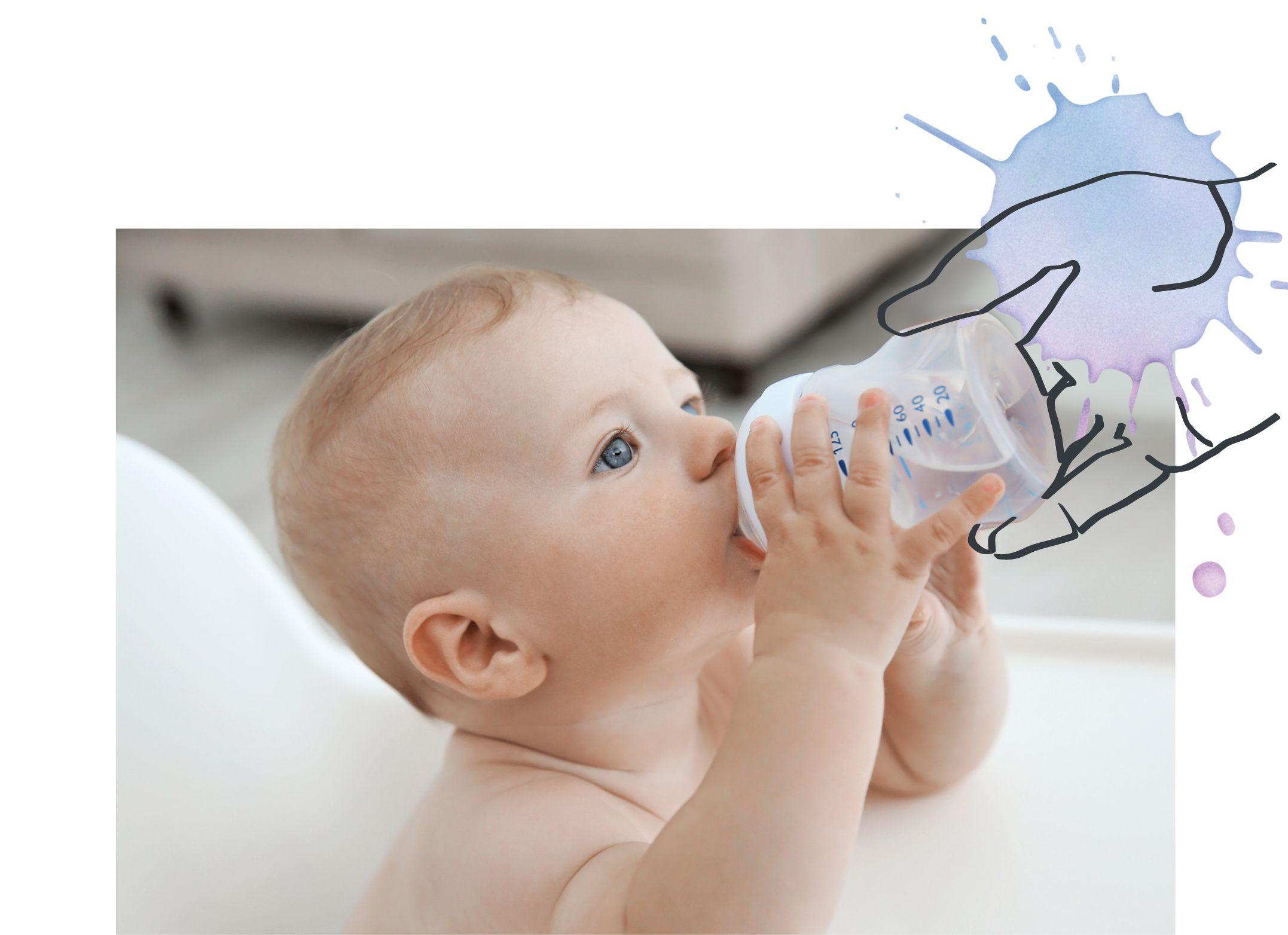 Jogg – Waterdrinken jonge kinderen