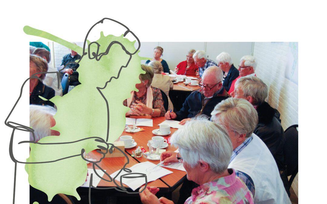 Zes checklists die bijdragen aan het bereiken van ouderen